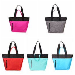 wholesale shopping bag designer Canada - Designer Luxury Handbag Shoulder Bag Classic Portable Shopping Bags Fashion Pouch for Women Ladies Tote Fast Shipping