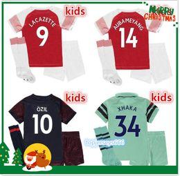 32d57509e Thailand soccer jersey football shirt uniforms Kids kit boys 18 19  AUBAMEYANG LACAZETTE MKHITARYAN WILSHERE 2018 2019 RAMSEY OZIL jerseys