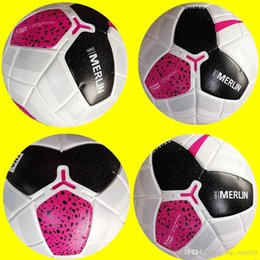 Nice clubs online shopping - new Club League Size soccer Ball high grade nice match liga premer football balls Ship the balls without air