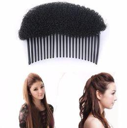 Hair Braiding Accessories Australia - Hot Fashion Women Hair Clip Stick Bun Maker Braid Tool Hair Braider Hairstyling Accessories 2019