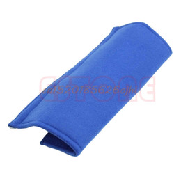 $enCountryForm.capitalKeyWord Australia - Car Safety Seat Belt Shoulder Pads Cover Cushion Harness Pad 1 Pair Comfortable #H030# #357492