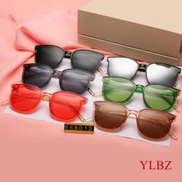 b3f2de370b32 Luxury GM sunglasses brand sunglasses famous gentle designer high quality  Driving Glasses old school monster Goggles Eyewear