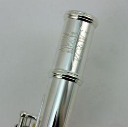 $enCountryForm.capitalKeyWord Australia - KONIG Flute Nickel Plated 16 Holes Closed C Key E Split flauta for Students Beginner Free Shipping