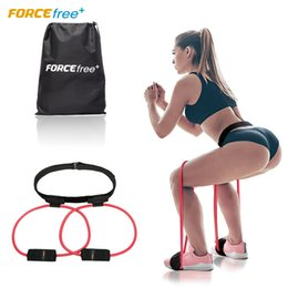 Pedal Fitness Australia - GR Booty Resistance Bands System Pedal Exerciser Fitness Rubber Belt-Lift Women Glute & Lower Body Muscles Shape Fitness Gym