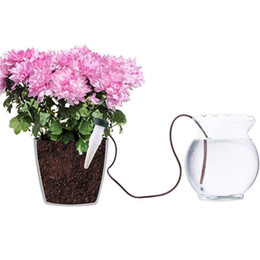 Wholesale Ceramic Automatic Watering Spikes Automatic Plant Drip Irrigation Appliance for Indoor and Outdoor Garden Watering System