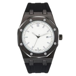 $enCountryForm.capitalKeyWord Australia - Hot Sports watch top brand luxury quartz watch men's casual rubber strap military business watch stainless steel