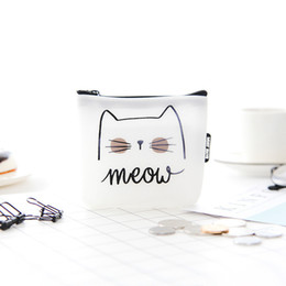 $enCountryForm.capitalKeyWord Australia - Designer-Cat Coin Purses Women Wallets Small Mini Cute Cartoon Animal Card Holder Key Bag Money Bags for Girls Ladies Purse Kids Children