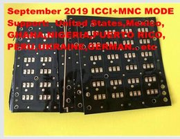 unlock cable card Australia - RELEASE 10TH MKSD2 September SIM ICCID +MNC Mode unlock for iPhone Xs XS 8 7 6 5S SE 4G iOS13 12.4.2 turbo chips IOS 12.X AT&T T-mobile