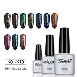 $enCountryForm.capitalKeyWord Australia - HobbyLane Fashion 8ML Nail Polish 10 Color Brilliant Nail Gel Healthy Art Polish Gel Girl Cute Decoration Tool