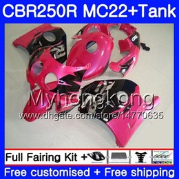 $enCountryForm.capitalKeyWord NZ - Injection +Tank For HONDA CBR 250RR CBR250 RR 95 96 97 98 99 263HM.29 Pink black hot MC22 CBR 250 CBR250RR 1995 1996 1997 1998 1999 Fairing