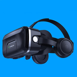 $enCountryForm.capitalKeyWord NZ - Intelligent Integrated VR Virtual Reality Headset Smart Phone 3D Movies Games Video Glasses with Bluetooth Remote Control