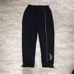 $enCountryForm.capitalKeyWord NZ - ASW Mens Elastic Waist Sports Pants Casual Black Jogger Fitness Designer Trousers Running Full Length Pants