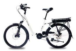 24 Inch Bicycle Australia - FANTRIDER Brand new Torque sensing electric power sports bicycle Intelligent LCD panel Aluminum alloy frame 8 speed11