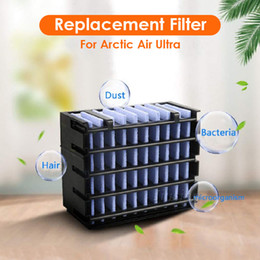 Fan Filter online shopping - Upgraded Replacement Filter for Arctic Air Ultra Conditioner Detachable Filter For USB Air Cooler PC Cooling Fan Accessories