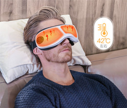 $enCountryForm.capitalKeyWord Australia - Electric Eye Massager Eye Mask Portable Rechargeable Eye Massage Machine with Heating Air Pressure Compression for Kids Student Parents Gift
