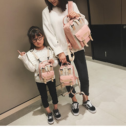$enCountryForm.capitalKeyWord Australia - 3sizes Men Canvas Fashion Mini Promotion Gift Women Girl Mother Son Daughter Schoolbag Soft BackBag Kids Products Wholesale Japan Style