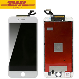 Cellphones Lcd Displays Australia - Hot Sale For Iphone 6s plus LCD Display With Touch Screen Digitizer Assembly 5.5inch 100% Tested Cellphone Screen Replacement