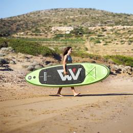 $enCountryForm.capitalKeyWord NZ - AQUA MARINA surfboard 300*75*10cm BREEZE inflatable SUP stand up paddle board fishing kayak inflatable boat leg leash seat
