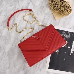 Vente en gros Livraison gratuite! Vente chaude Date Style Classique Mode sacs femmes sac à main sac Sacs À Bandoulière Lady Petites Chaînes Totes sacs à main sacs 26596