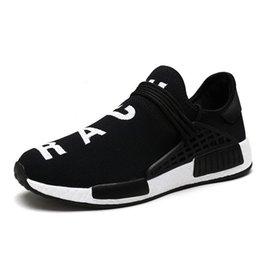 Sneaker Men Outdoor Trainers Ultra Boosts Zapatillas Deportivas Hombre  Tenis Breathable Casual Superstar Shoes Human Race Krasovki 13857fe02