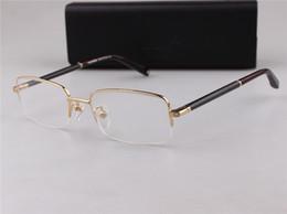 Prescription Glasses Frames Brands Australia - MB Brand New Eye 149 Glasses Frames for Men Glasses Frame Gold Silver TR90 Optical Glass Prescription Eyewear Full Frame