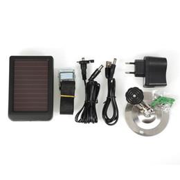 $enCountryForm.capitalKeyWord Australia - Solar Panel Charger Outdoor EE. US   EU Plug Charger For Suntek HC-300M HC-500m HC300 Hunting Trail Camera Hunting Camera