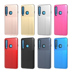 Cloth Armor Australia - 2 in 1 Dual Layer Cloth Pattern Slim Armor Case for Huawei P30 Pro Nova 3 3i Mate 20 Lite Shockproof Cover