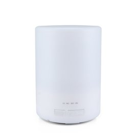 Chinese  300ml Capacity Ultrasonic Cool Mist Air Humidifier Aroma Air Purifier Aromaterapy Essential Oil Diffuser with 7 Colors Changed LED Light manufacturers