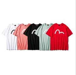 $enCountryForm.capitalKeyWord UK - 125 2019 New Fashion Men's Round Neck Slim Solid Color Long-sleeved T-shirt Striped Fold Raglan Sleeve Style T shirt Men Tops Tees