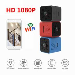 $enCountryForm.capitalKeyWord NZ - Wholesale Waterproof Mini Camera SQ23 HD WIFI 1080P Wide Angle Camera Upgrad Version Magnetic Small Sensor Night Vision Camcorder Micro DVR