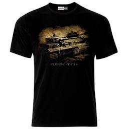 $enCountryForm.capitalKeyWord Australia - Tiger Tank German Army Panzer WW2 Wehrmacht T-Shirt Men Women Unisex Fashion tshirt Free Shipping