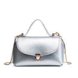$enCountryForm.capitalKeyWord Australia - Pure Color Hand Small Square Bag New Fashion Exquisite Shoulder Bag High Quality Casual Wild Messenger Bag Female
