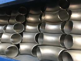 90 Raccordo di curvatura dello scarico in titanio a 180 gradi e raccordo per tubo a gomito in vendita TUBO DA 180 GRADI in Offerta