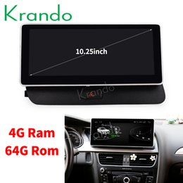 $enCountryForm.capitalKeyWord NZ - Krando Android 8.1 10.25'' car radio dvd navigation for Audi Q5 2009-2015 multimedia player with bluetooth car dvd
