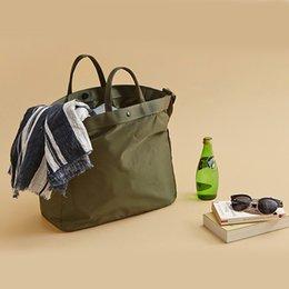 $enCountryForm.capitalKeyWord Canada - Nylon Single Shoulder Handbag Female Student Short-distance Waterproof Portable Clothes Luggage Bag Tourist Male Luggage Bag