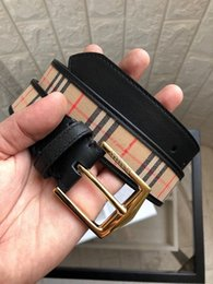 $enCountryForm.capitalKeyWord Australia - With counter full package Mens Belt Authentic Official Belt With Box