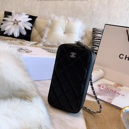 Best Selling Explosion Brand Designer Shoulder Luxury Handbag High Quality  Fashion Ladies Inclined Mobile phone bag e932fdb587d53