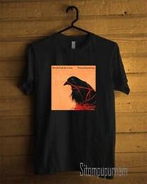 $enCountryForm.capitalKeyWord Australia - Death Cab for Cutie American RoBrand Band Logo T-shirt BlaBrand Men Custom Size S-2xl