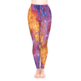 06aec68843 Leggings Women High Quality Sexy Cotton Leggins High Waist Warm Push Up  Legging Elastic Gothic Workout Fitness Sexy Pants punk L