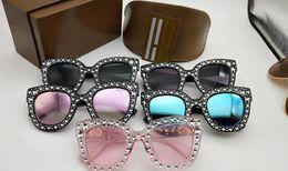 $enCountryForm.capitalKeyWord Australia - 2019 Cat Eye Designer Sunglasses for Children Fashion Girl Boy Cute Sun Glass Kids Gradient UV400 Lovely Eyewear