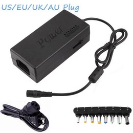$enCountryForm.capitalKeyWord Australia - 96W 12-24V Laptop AC Charger Adapter With EU UK AU US Plug With 8 Connectors Universal Notebook Charger Power Supply For Lenovo ASUS Acer