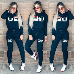 Two Piece Suit Hat Australia - hot2019 Clothes Even Hat-bare Umbilical Guard Two Piece Set A8510 Women's two-piece Suit