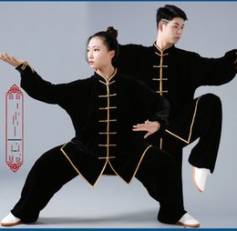 Boy Chinese Suit Australia - 2 piece suit ancient chinese costume art uniform artes marciales tradicionales boy suit cotton boy hanfu boy chinese clothing