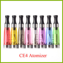 ElEctronic cigarEttEs Ego cE5 online shopping - CE4 ml atomizer cartomizer Electronic Cigarette ego CE4 ego t e cigarette for E cig all ego series CE5 CE6 Clearomizer