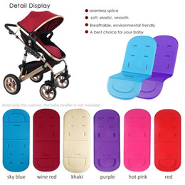 $enCountryForm.capitalKeyWord Australia - Baby Stroller Seat Cushion Kids Pushchair Car Cart High Chair Seat Trolley Soft Mattress Baby Stroller Cushion Pad Accessories