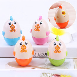 baby chicken toys Australia - Mini Cartoon Colorful Simulation Animal Chicken Projection Interesting Photo Baby puzzle Toys Cultivate Children's Observation Ability