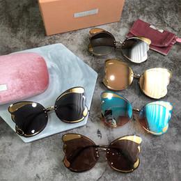Big Black Box Glasses Australia - Brand Women Oversized Sunglasses Big Frame Sun Glasses Smu08a Personality Sunglasses for Women Female Sunglasses Sun Glass with Original Box