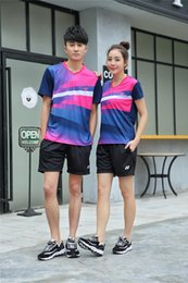 Sportswear T Shirt Badminton Australia - K6 YON EXX Badminton Suit Sportswear for Men and Women Short Sleeve T-shirt for Leisure Running Basketball casual wear Table tennis Y5043