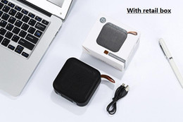 $enCountryForm.capitalKeyWord Australia - 2019 New wireless Bluetooth mini speaker Portable card aux usb input subwoofer mobile audio box with mic and retail box
