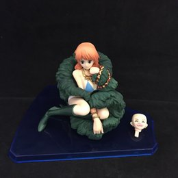 $enCountryForm.capitalKeyWord NZ - One Piece POP Nami Straw Hat Sexy Anime Action Figure Art Girl Big Boobs Tokyo Japan Anime Toys Sex Doll Adult Products